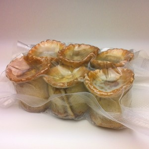 Petits pâtés de Pézenas - lot de 6 petits pâtés.